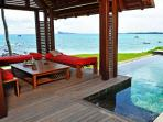 4BR Beachfront Luxury villa near Grand Bay (Ka)
