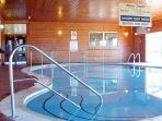 FANTASTIC FACILITIES - INDOOR SWIMMING POOL,   CHILDRENS PLAY AREA,  TENNIS,  CRAZY GOLF,  FREE WIFI