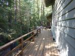 Large long deck!!!