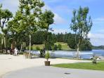 Lac de Lourdes à 1km