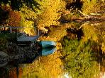 Fall on the Oconto River - Dick Doeren