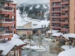Breckenridge Ski School just Across the Plaza