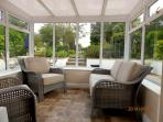 Conservatory - Seating for 5