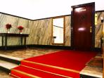 Elevator to the Penthouse, doorman and Valet parking 24/7