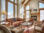 Snowy Ridge House 70