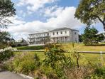 The Manacles is in the prestigious Gyllyngdune Manor House