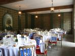 THE ORANGERIE. 90 SEATED PERSONS