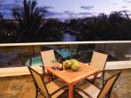 Outdoor Dining on Patio