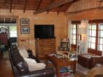 Living room in Lodge