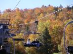 Sunday river fall