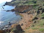 Baia dello Scoglio Azzurro  (Trekking Nature Le Calette)