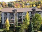 Norwegian Log - photo taken from gondola, Fall 2012