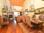 Open Concept Living/Dining/Kicthen