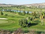 View of La Finca Golf Course