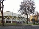 Palazzetto dello sport (sports arena)
