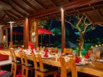 Fine Dining at Villa Capung