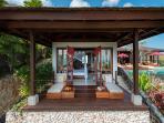 Villa Capung Guest Suite Deck