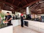 Villa Capung Kitchen & Chef