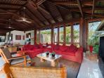 Villa Capung Living Room