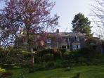 Danderi Retreat Spring time front of cottage!