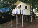 La cabane Carrelet pour les enfants