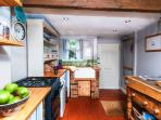 Matchbox Cottage; kitchen