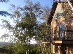 Look on terrace