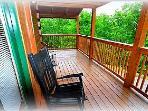 A little front porch sittin'... or rockin'