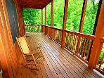 or maybe you prefer 'side' porch sittin'