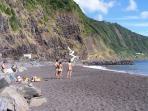 Beach of Lombo Gordo (15min)