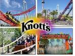 Knott's Berry Farm in Buena Park