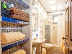 Full Bathroom w/shower off Master bedroom