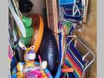 Lots of Beach and Pool Toys!