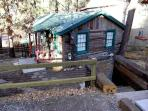ruidoso cabins for rent