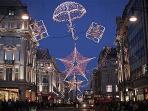 Oxford Circus - Shopping! An easy tube ride away