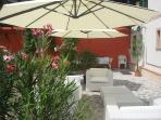 Casa del Gelso - the garden
