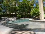 Gentle beach access to new luxury private pool & spa