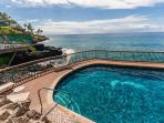 Beautiful Poipu Shores pool