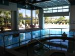 Indoor/Outdoor Heated Pool and Jacuzzi