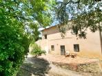 Casa Ospicchio: side view