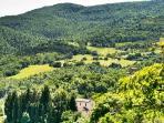 Casa Ospicchio: Stunning countryside setting