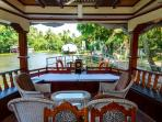 aqua jumbo houseboat lobby