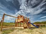 Your own private children playground