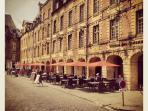 Le Cardinal Place ducale  Charleville mezieres
