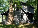 Raves Nest Cabin - South View