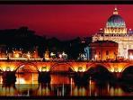 Roma by night !
