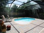 Heated Pool with Sunning Deck & Chaise Lounge Chairs