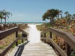 pathway to beach !