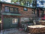 Lodge Cabin Ruidoso