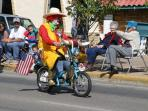Aspenfest Parade on Sudderth